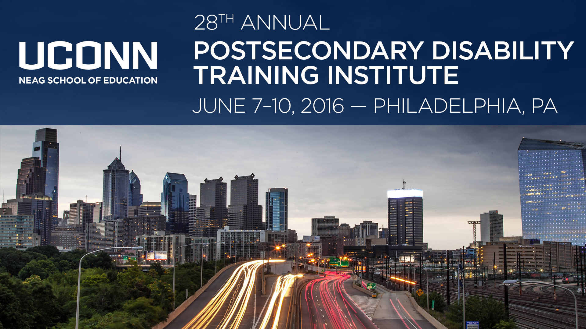 PTI 2016 - June 7-10, 2016 in Philadelphia PA