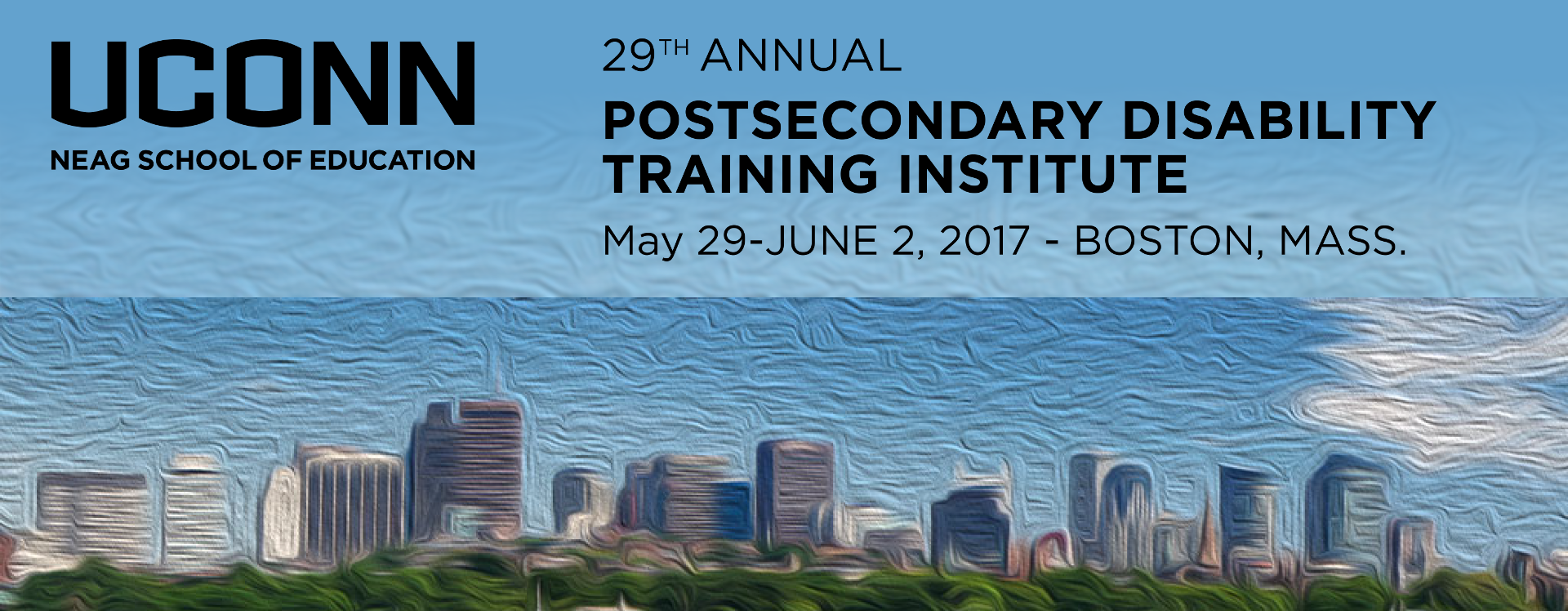 PTI 2017 - May 30-June 2, 2017 in Boston, MA